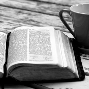 bible&coffeecup