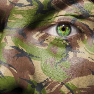 camouflage-warrior-semmick-photo