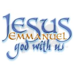 jesus_emmanuel_god_with_us_black_cap