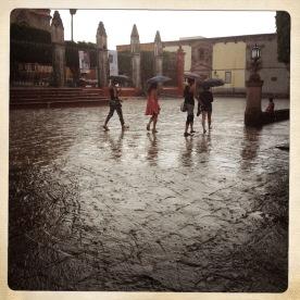 original rain