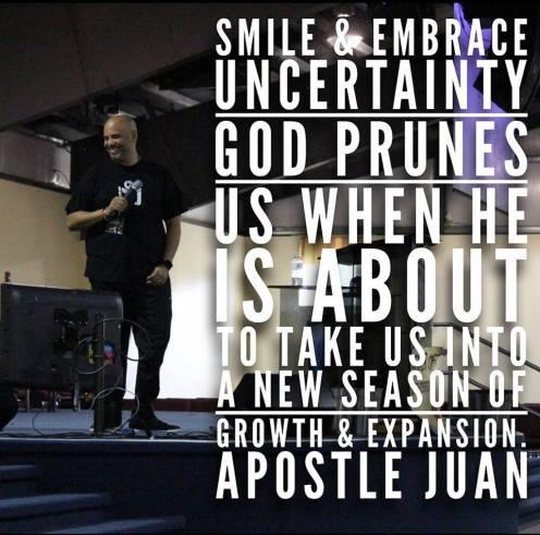 Apostle Juan Mendez
