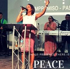 Pastor Cristina Mendez
