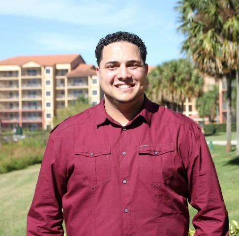 Our Gladiator-Pastor Tony Mendez