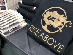 RISE ABOVE TEES